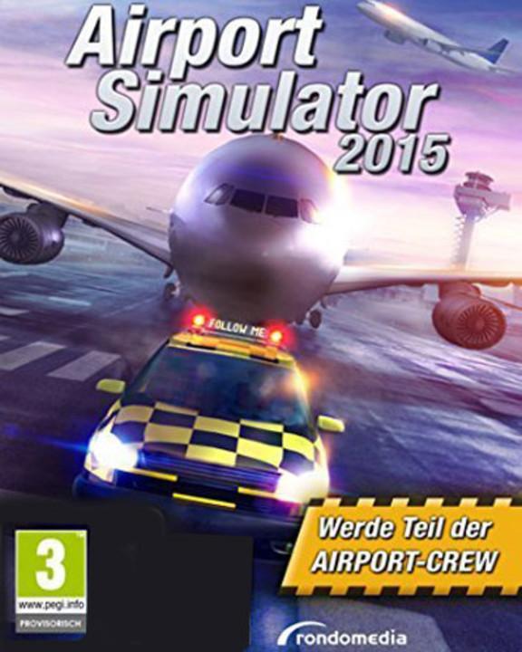 Airport Simulator 2015 (2015) PC