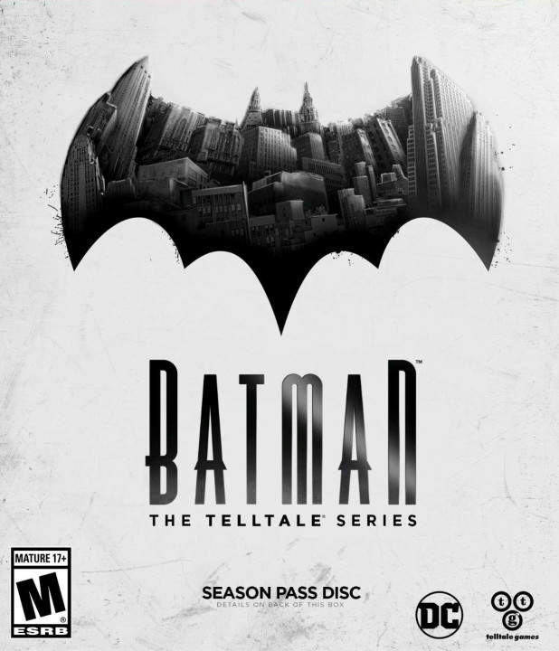 Batman: The Telltale Series - Episode 1-5 [update 13] (2016) PC