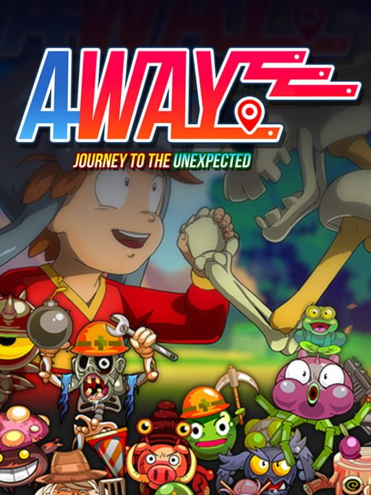 Away: Journey to the Unexpected (2019) PC