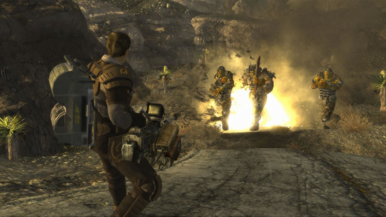 Скриншот Fallout: New Vegas - Ultimate Edition (2012) PC | RePack от R.G. Механики
