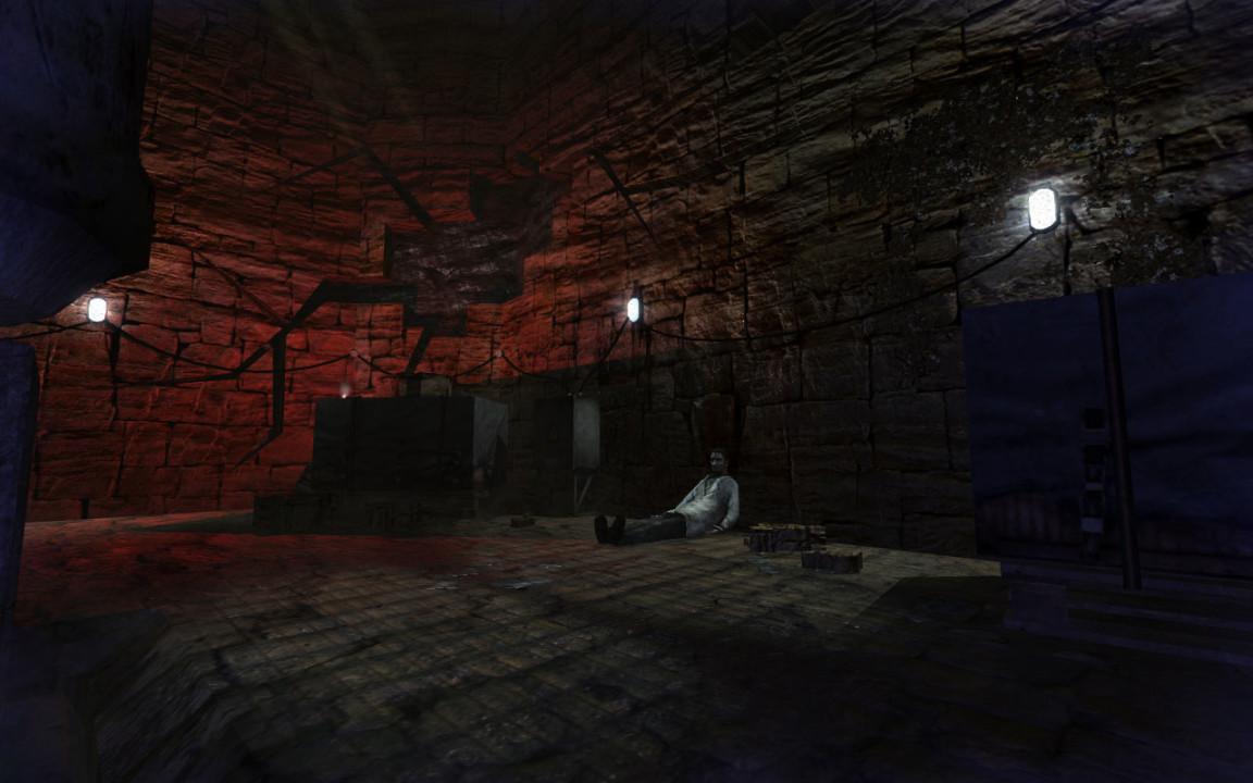 Скриншот Пенумбра. Специальное Издание / Penumbra. Special Edition (2008) PC | RePack от R.G. Механики
