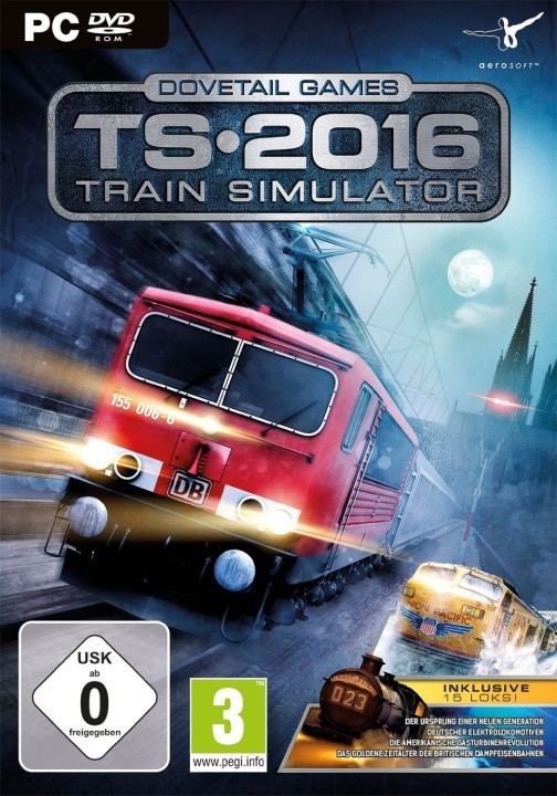 Train Simulator 2016 Steam Edition / Симулятор поезда (2015) PC