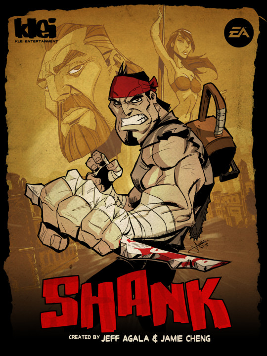 Shank: Dilogy (2010-2011) PC | RePack от R.G. Механики
