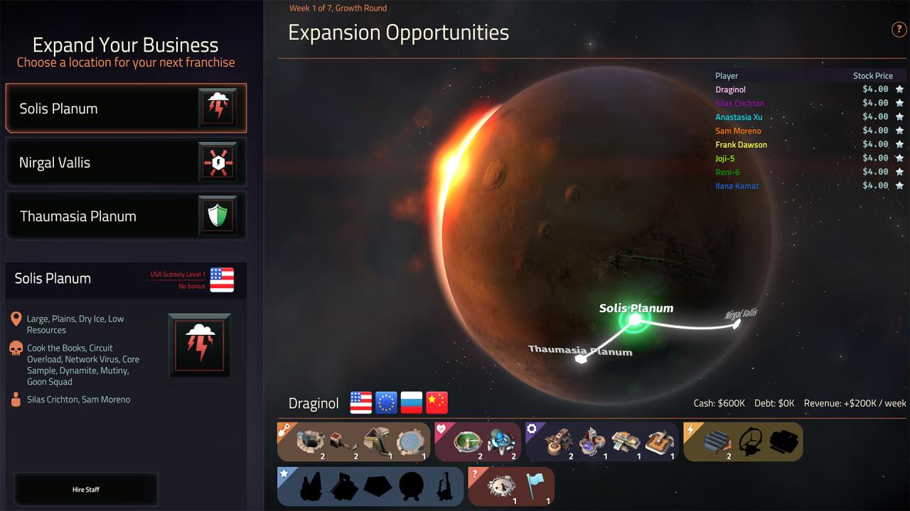 Скриншот Offworld Trading Company [v 1.16.17762 + 7 DLC] (2016) PC