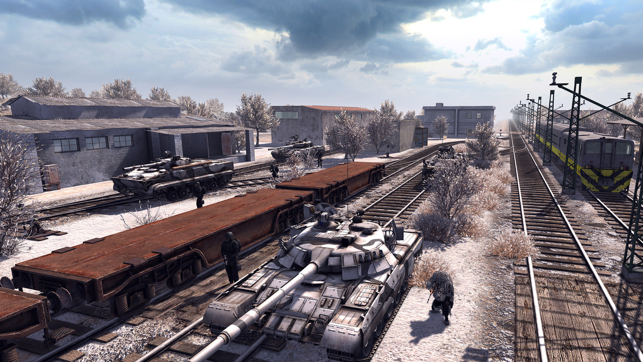 Скриншот Call to Arms (2018) PC