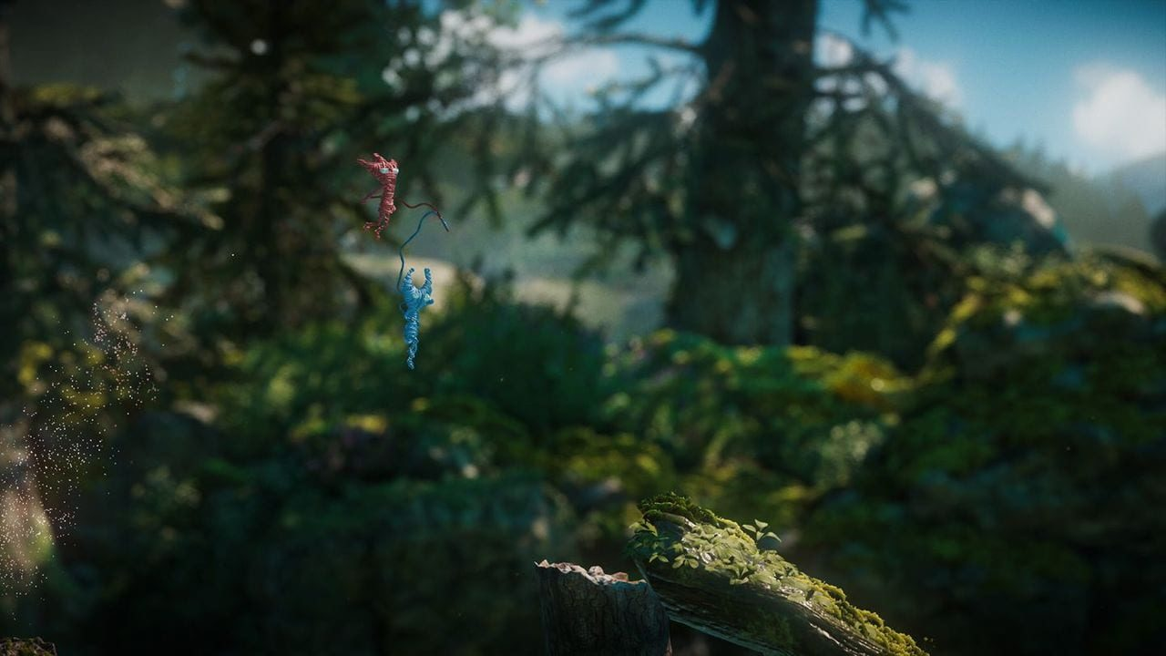 Скриншот Unravel Two (2018) PC