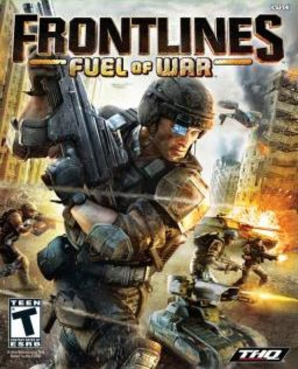 Frontlines: Fuel of War (2008) PC | Rip от R.G. Механики