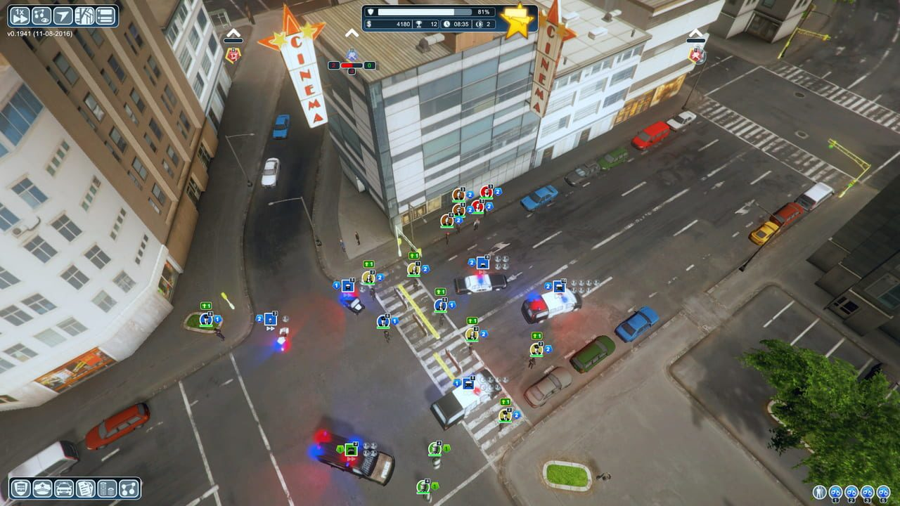 Скриншот Police Tactics: Imperio (2016) PC