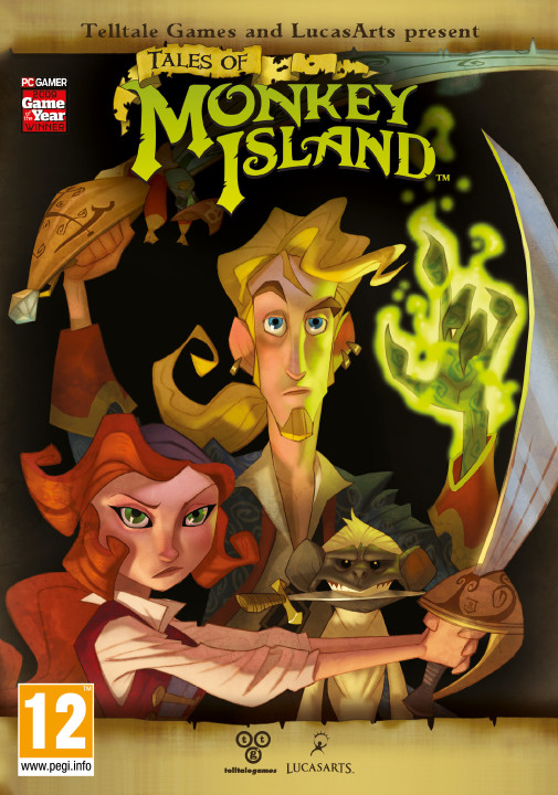 Tales of Monkey Island (2009) PC | RePack от R.G. Механики
