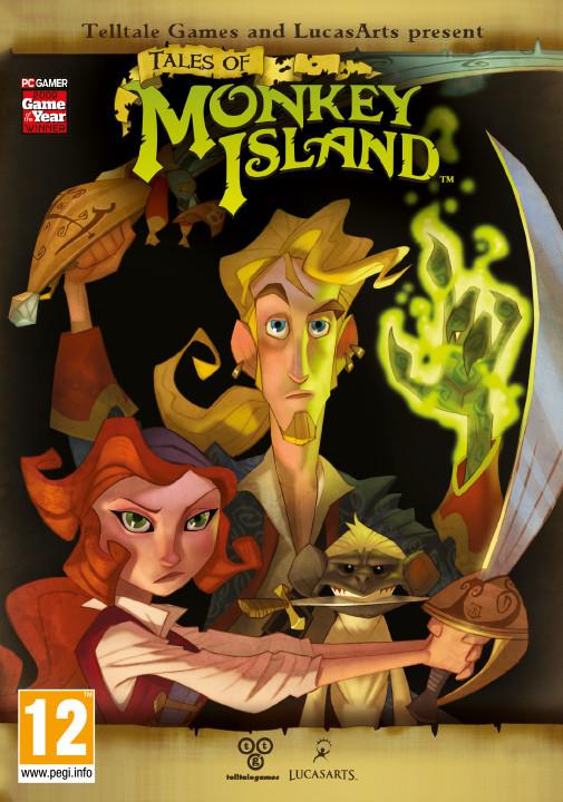 Tales of Monkey Island (2009) PC | RePack от R.G. Механики