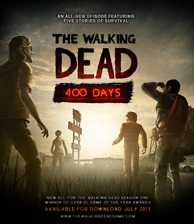 The Walking Dead: 400 Days (2013) PC
