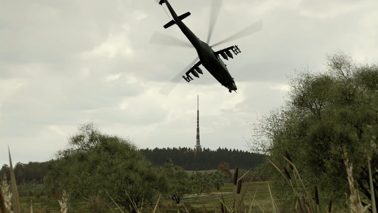 Скриншот ArmA 2 (2009) PC