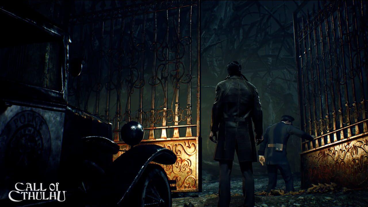 Скриншот Call of Cthulhu (2018) PC