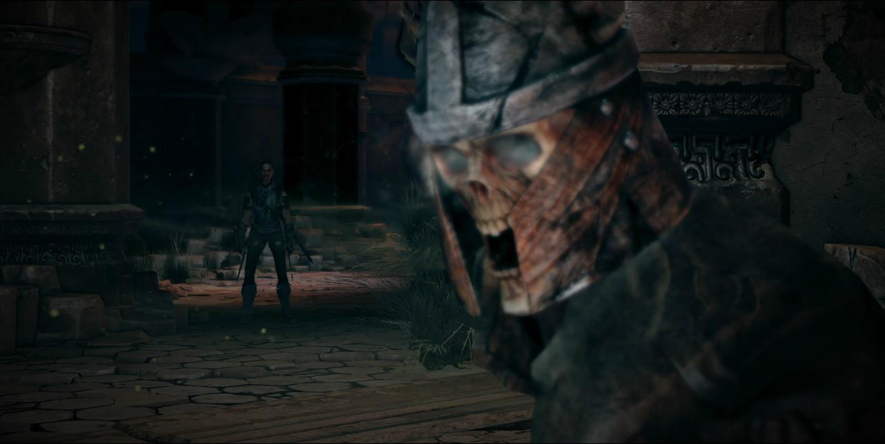 Скриншот Bound By Flame [v.1.0] (2014) PC
