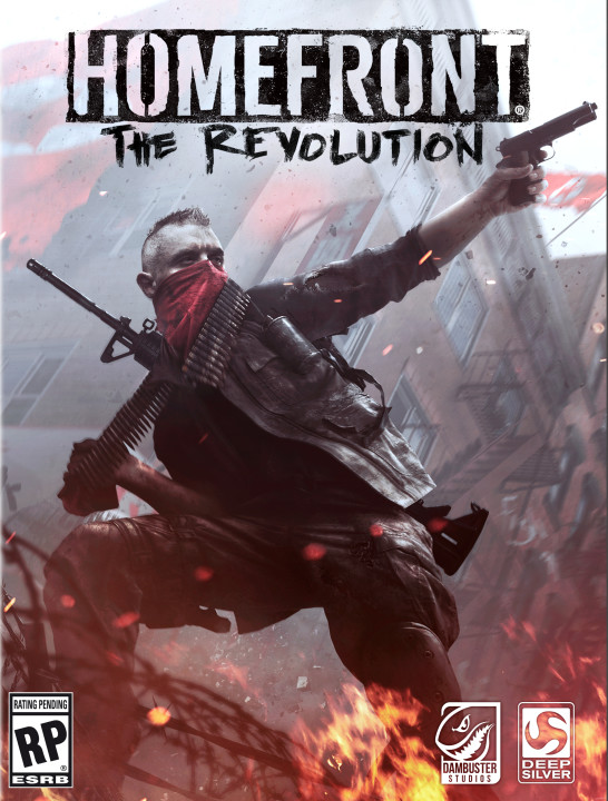 Homefront: The Revolution - Freedom Fighter Bundle (2016) PC | RePack от R.G. Механики