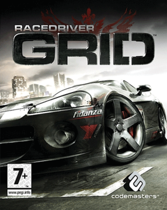 Race Driver: GRID (2008) PC | Repack от R.G. Механики