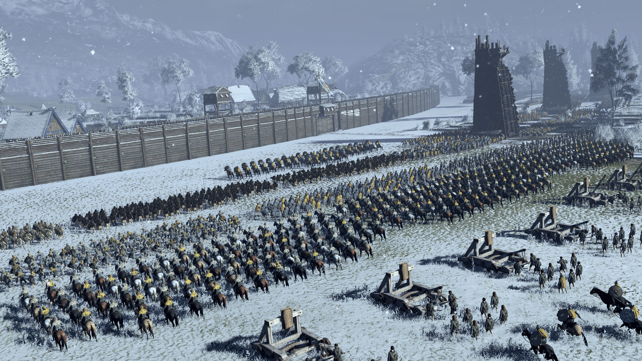 Скриншот A Total War Saga: Thrones of Britannia (2018) PC
