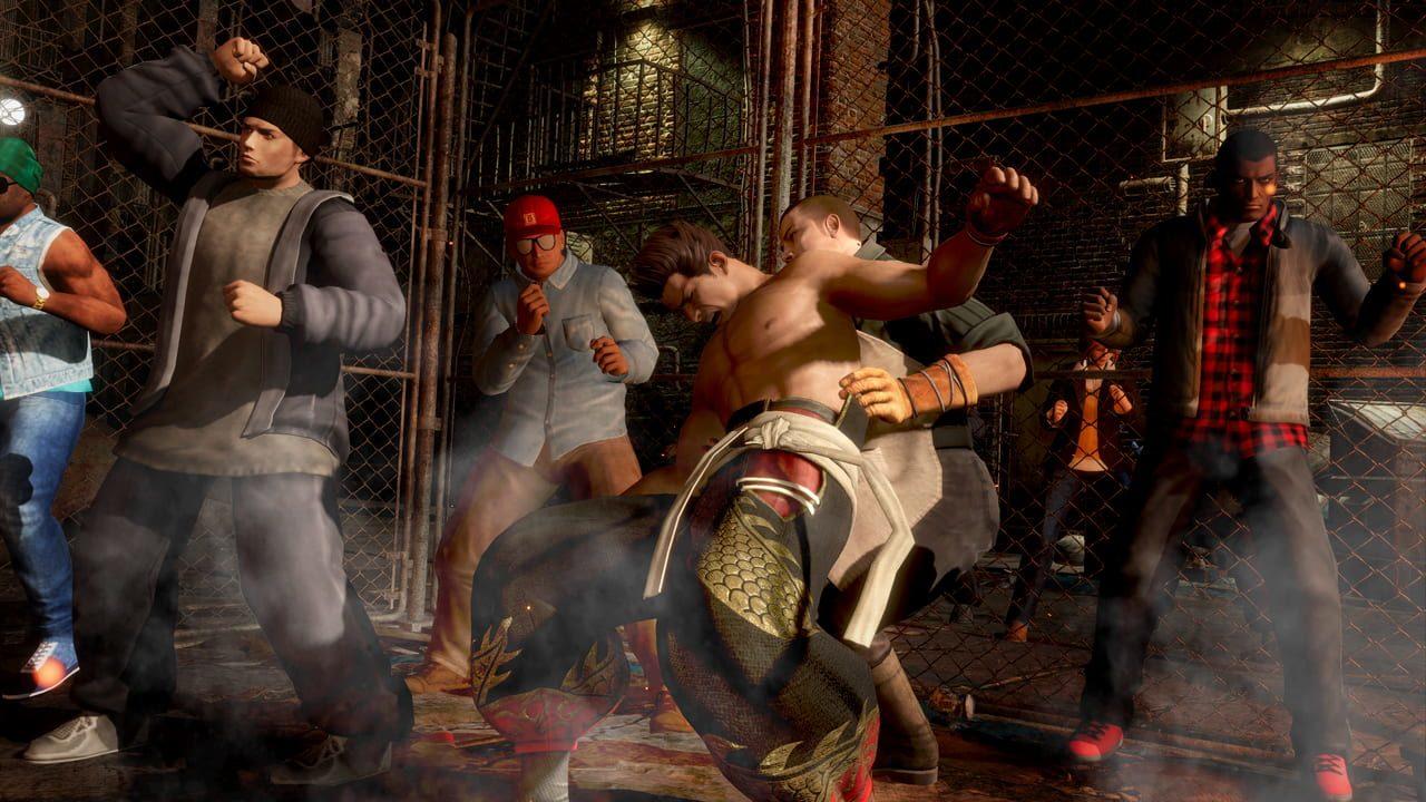 Скриншот Dead or Alive 6 (2019) PC