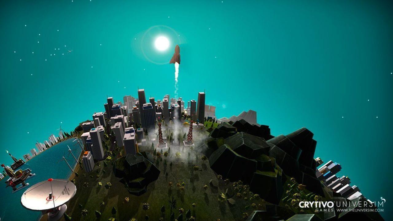 Скриншот The Universim (2018) PC