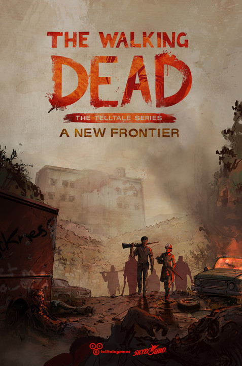 The Walking Dead: A New Frontier - Episode 1-5 (2016) PC