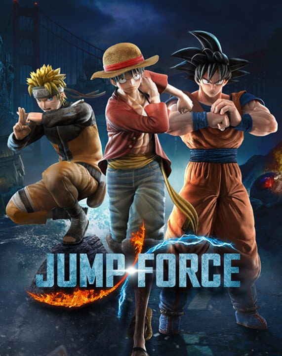 Jump Force - Ultimate Edition (2019) PC
