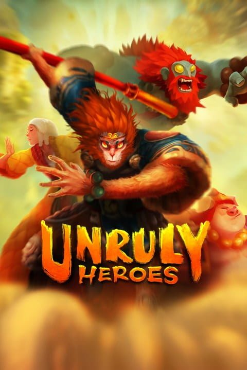 Unruly Heroes (2019) PC