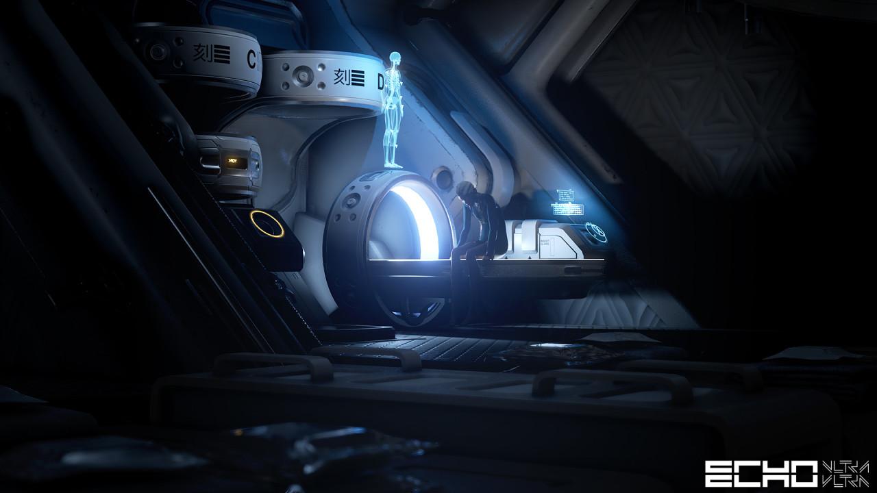 Скриншот ECHO (2017) PC