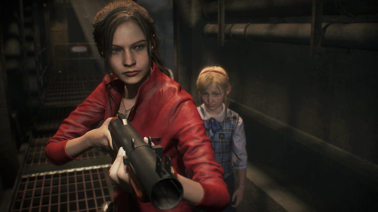 Скриншот Resident Evil 2 / Biohazard RE:2 - Deluxe Edition (2019) PC