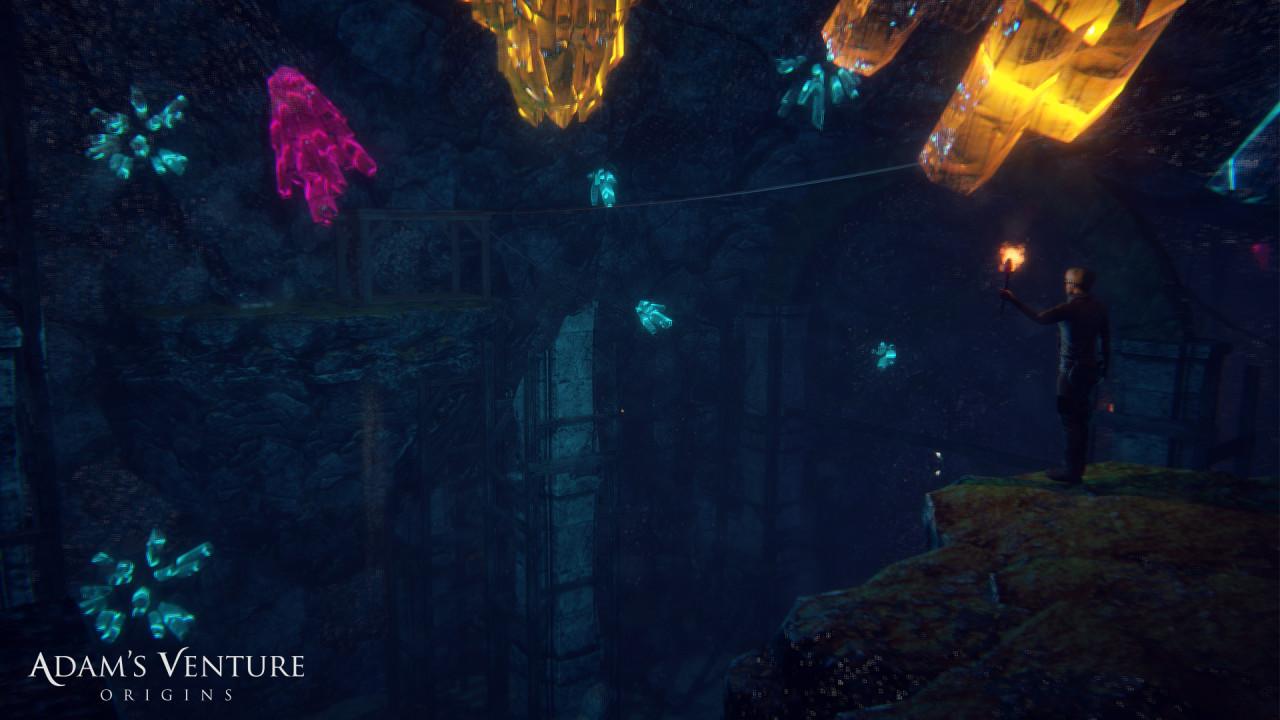 Скриншот Adam's Venture: Origins - Special Edition (2016) PC