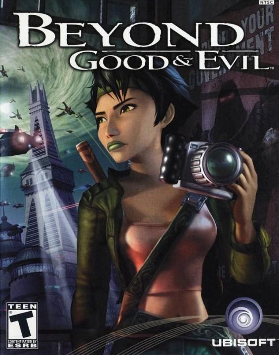 За гранью добра и зла / Beyond Good & Evil (2003) PC | RePack от R.G. Механики