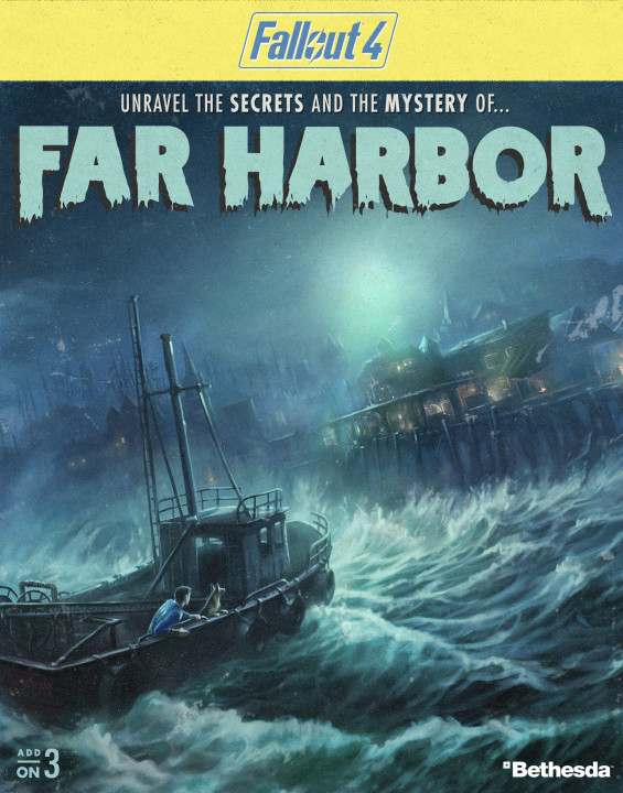 Fallout 4: Far Harbor (2016) PC