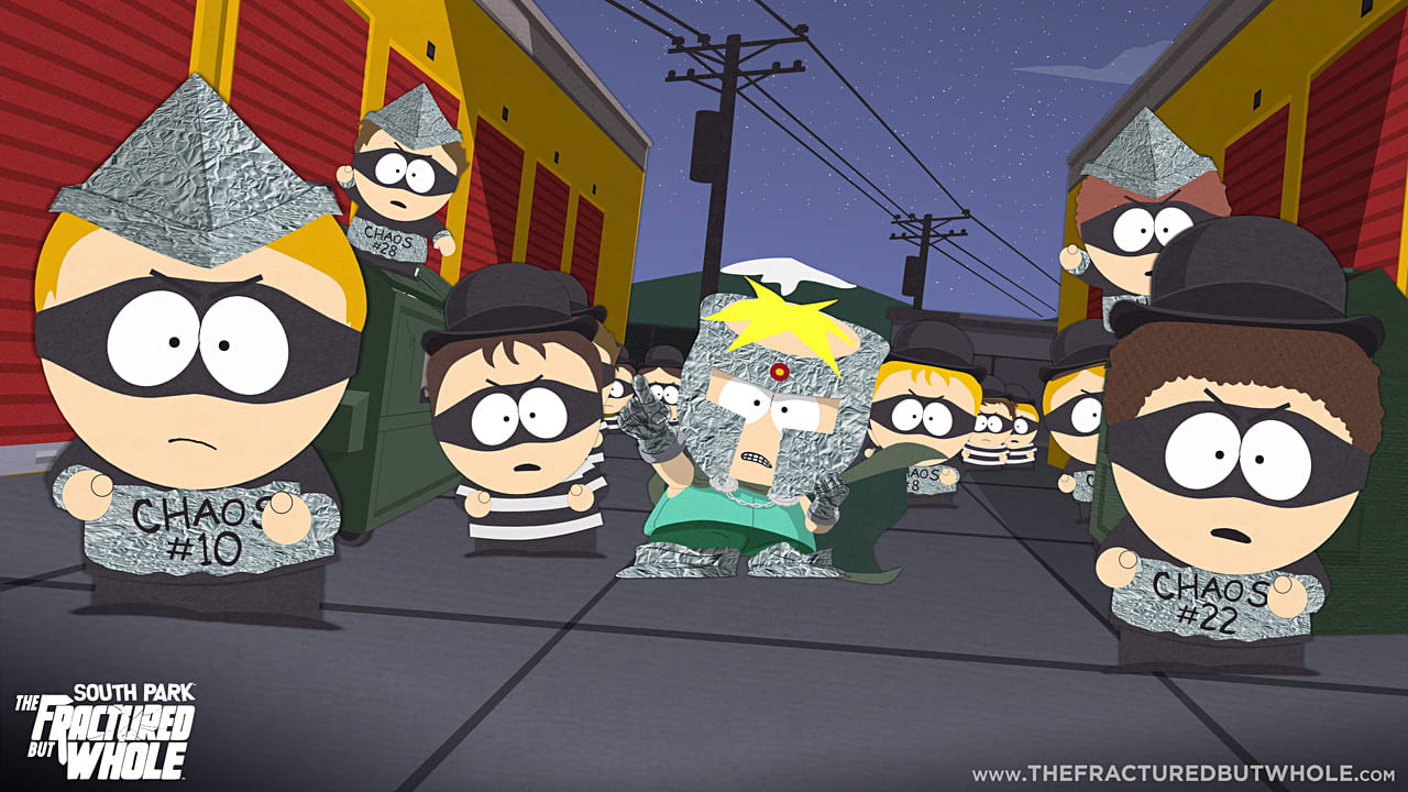Скриншот South Park: The Fractured But Whole - Gold Edition (2017) PC
