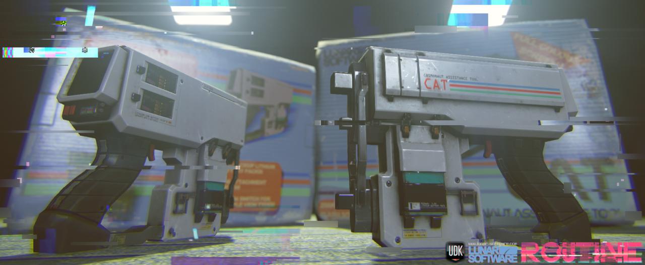 Скриншот Routine (2018) PC