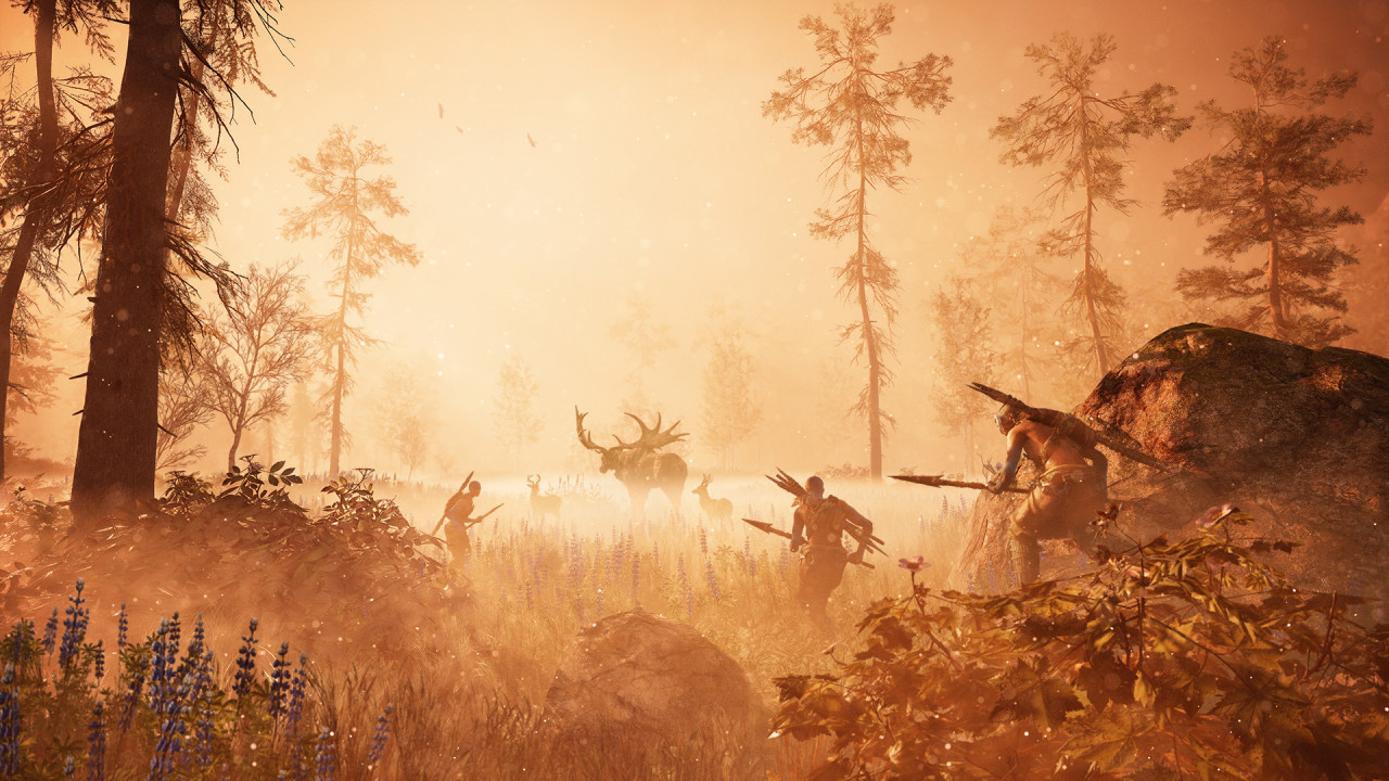 Скриншот Far Cry Primal: Apex Edition (2016) PC