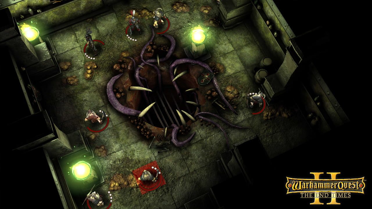 Скриншот Warhammer Quest 2: The End Times (2019) PC