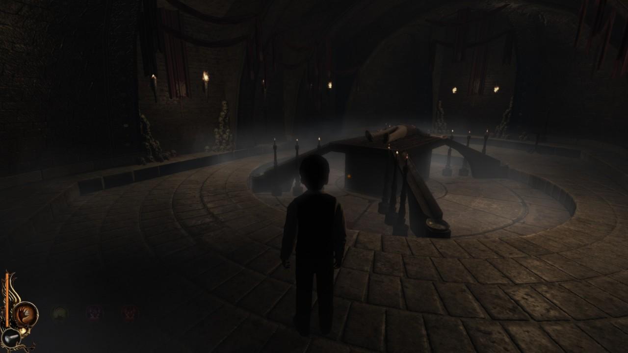 Скриншот Lucius (2012) PC | RePack от R.G. Механики