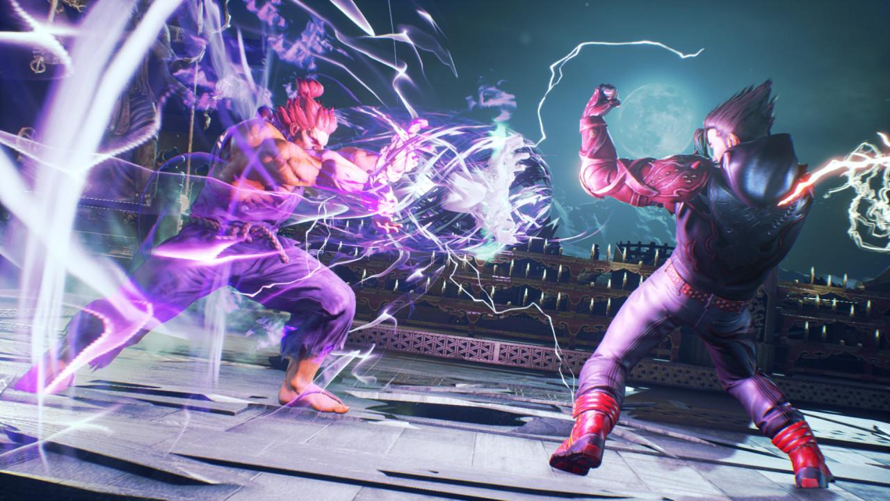 Скриншот Tekken 7 - Deluxe Edition [v 1.06 + DLCs] (2017) PC   RePack от R.G. Механики