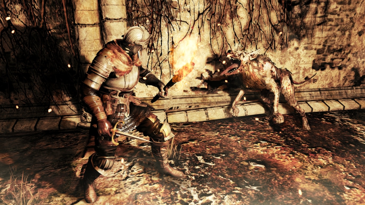 Скриншот Dark Souls - Дилогия (2014-2015) PC | RePack от R.G. Механики