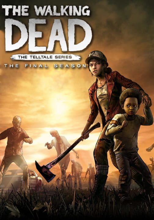The Walking Dead: The Final Season - Episode 1-3 (2018) PC