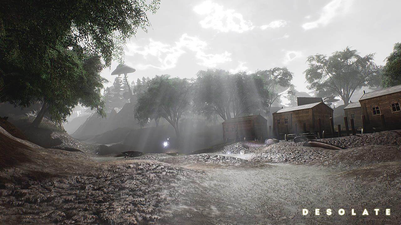 Скриншот Desolate [v.1.0] (2019) PC