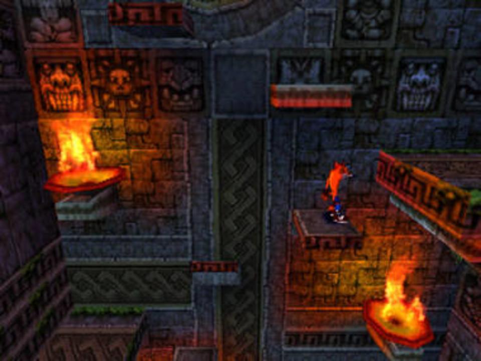 Скриншот Crash Bandicoot - Trilogy (2011) PC