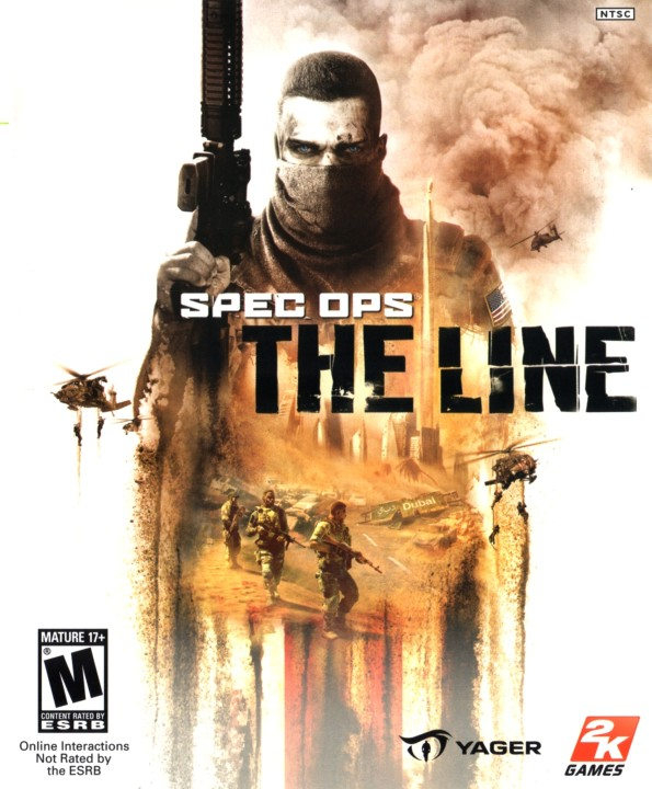 Spec Ops: The Line [Update 2 +DLC] (2012) PC | RePack от R.G. Механики