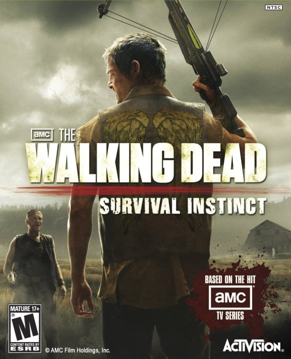 The Walking Dead: Survival Instinct (2013) PC | RePack от R.G. Механики