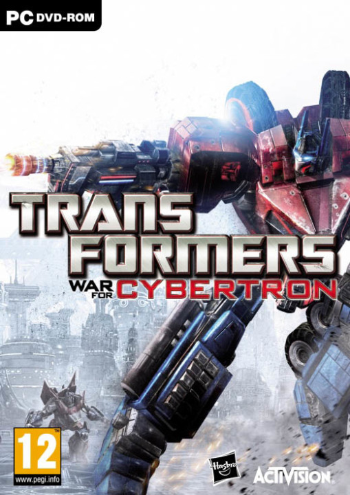 Трансформеры Битва за Кибертрон / Transformers War for Cybertron (2010) PC