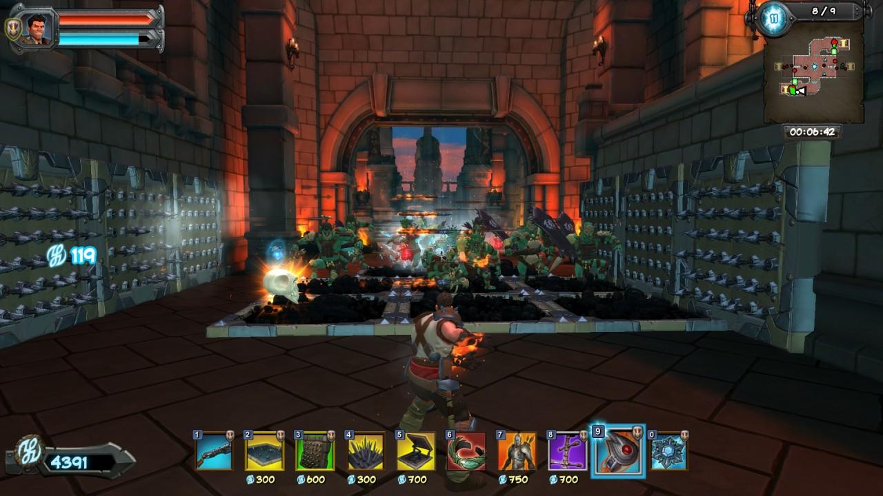 Скриншот Orcs Must Die - Дилогия (2011-2012) PC | Repack от R.G. Механики