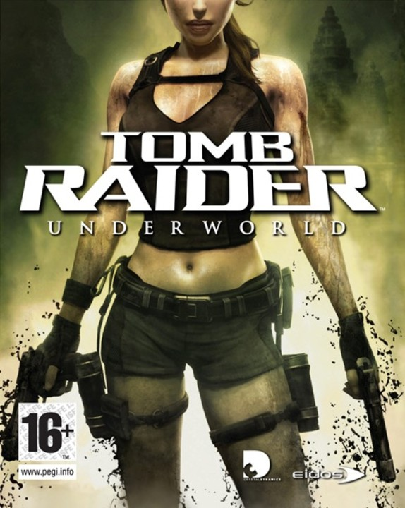 Tomb Raider: Underworld (2008) PC русская версия