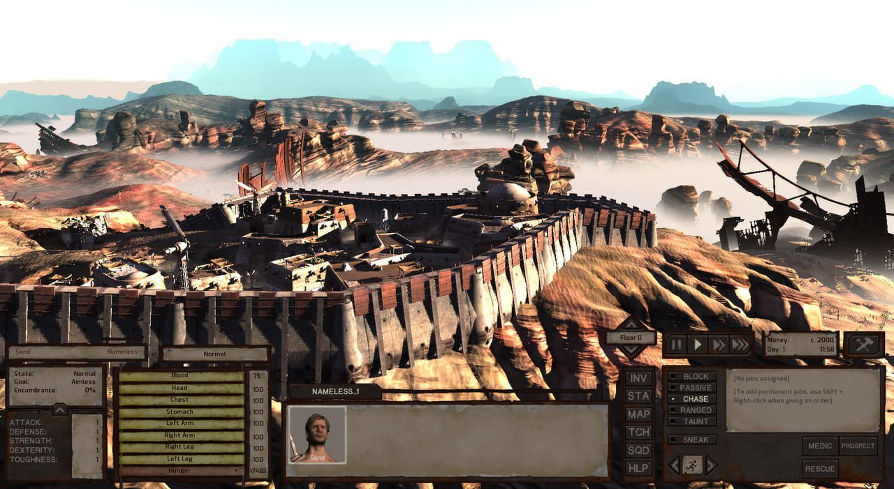 Скриншот Kenshi (2018) PC
