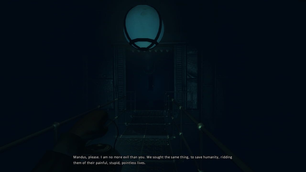 Скриншот Amnesia: A Machine for Pigs (2013) PC