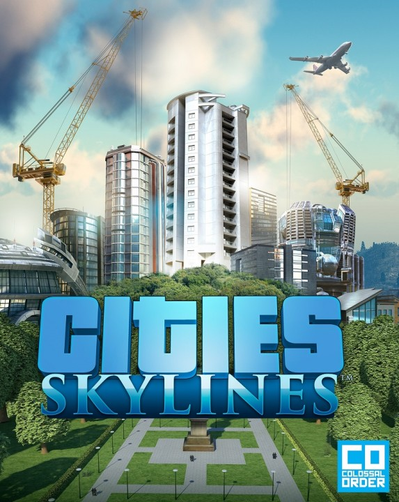 Cities: Skylines - Deluxe Edition [v 1.9.0-f5 + DLC's] (2015) PC