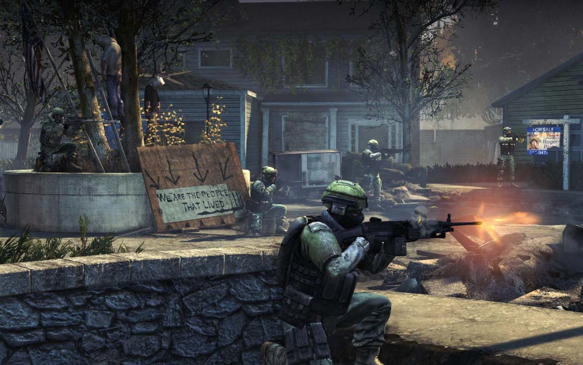 Скриншот Homefront: Ultimate Edition (2011) PC